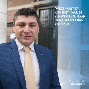 Mark Jankoski, Leefbaarheid, Weert, verkiezingen, lokaal, verkiezingsprogramma,