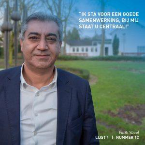 Fatih Yücel, Sport, Weert, verkiezingen, lokaal, verkiezingsprogramma,