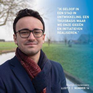 Martijn-Smolenaers, Economie, Wonen, Weert, verkiezingen, lokaal, verkiezingsprogramma, Economie, wonen