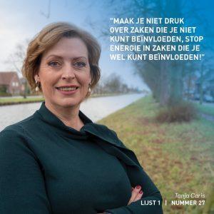 Tanja Caris, Duurzaamheid-Natuur-Energie, Weert, verkiezingen, lokaal, verkiezingsprogramma,